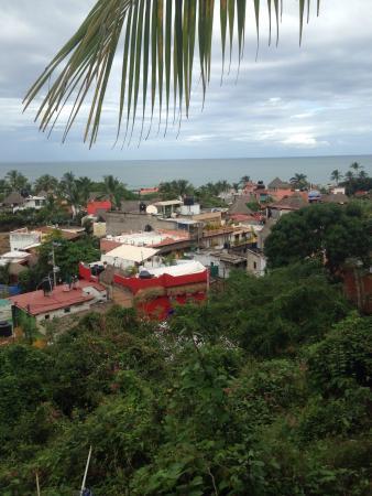 Hotel Las Graditas: Upstairs view