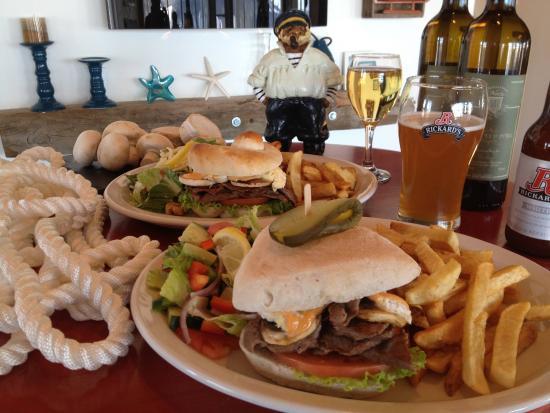 Notre-Dame-du-Lac, Kanada: Resto-Pub La Cambuse