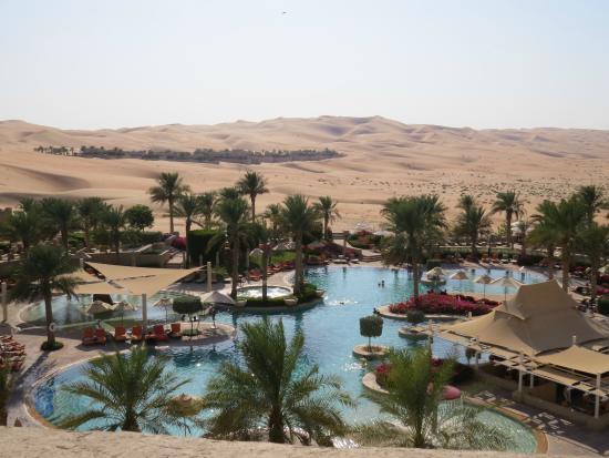 Hamim, Vereinigte Arabische Emirate: Pool Area