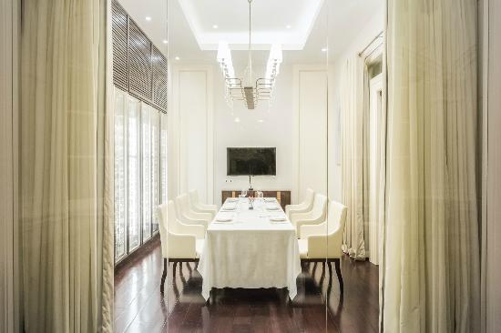 Villa Song Saigon: Private Dining Room