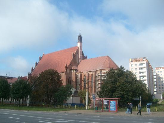 Kosciol Sw. Jana Ewangelisty
