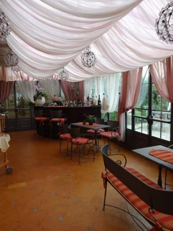 Hotel Relais dell'Orologio : Bar and breakfast room