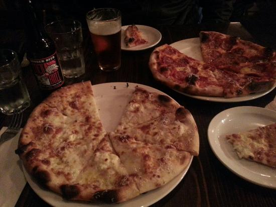 Idlewild Pizza : Delancey & original pepperoni