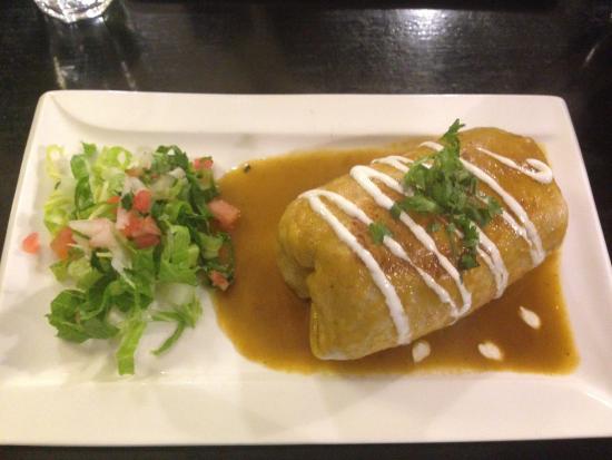 Pancho Y Emiliano: Wetback Burrito
