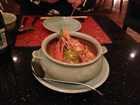 Thai Restaurant & Cafe Chedi Luang Kitahorie Honten : トムヤムクン