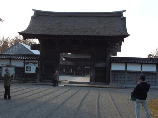 Zuiryuji Temple: 瑞龍寺山門より