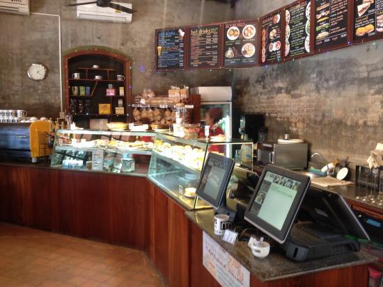 Joma Bakery Cafe : มุมสั่งอาหาร