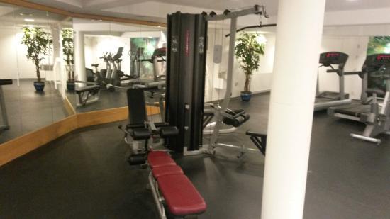 scandic sønderborg fitness