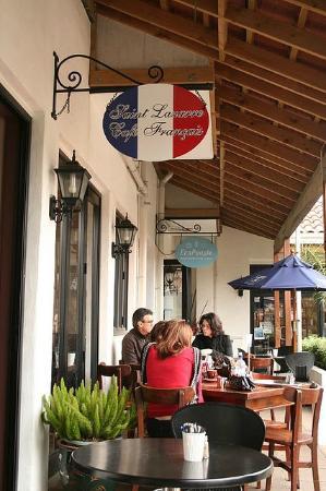 Saint Lazarre Cafe