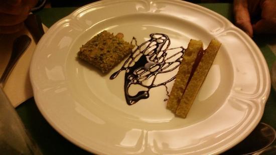 Scannabue Caffe Restaurant: Fois gras