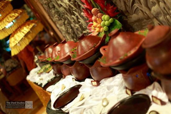 Gabah Restaurant & Bar : Dinner Buffet ..