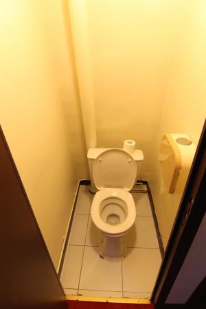 Hotel Vintimille: Туалет