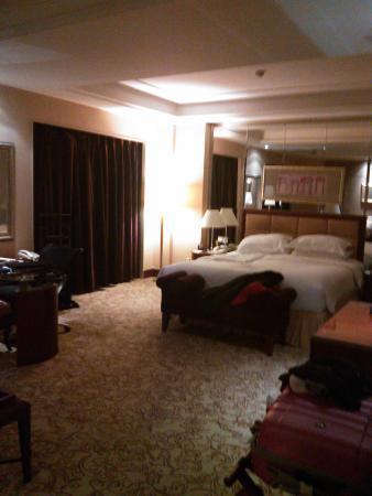 Sofitel Chengdu Taihe: Room overview