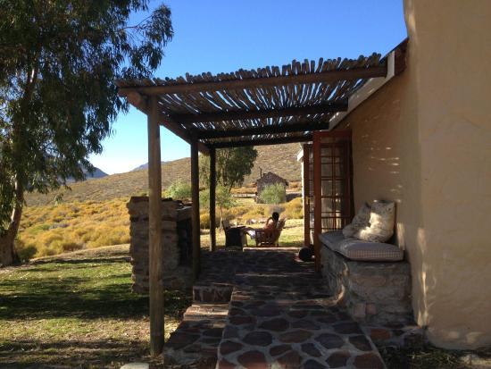 Mount Ceder Guest Cottages: Melkbos