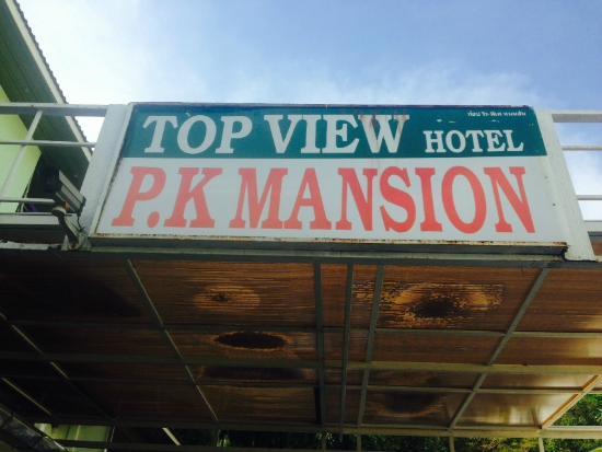 "PK Mansion: ""Hotel"""