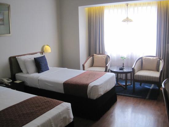 Hotel Clarks Varanasi: 部屋
