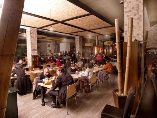 A Tutta Birra - Picture of A Tutta Birra Restaurant, Trezzano sul ...