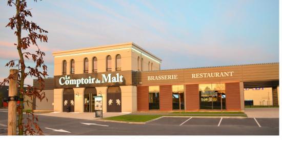 Restaurant Le Comptoir Du Malt Saint Amand Les Eaux