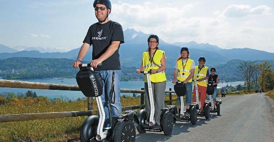 Mobileo Segway Touren Luzern