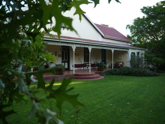 Monte Rosa Guest Lodge