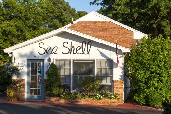 Sea Shell Motel: Small bungalow as lobby