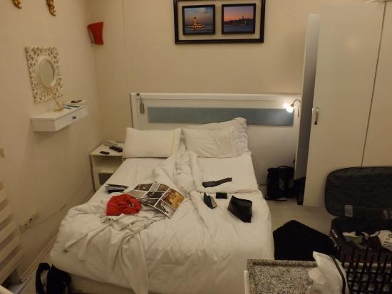 Lemon Residence: chambre