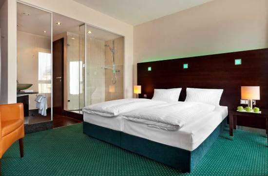 Fleming's Conference Hotel Frankfurt: Superiorzimmer