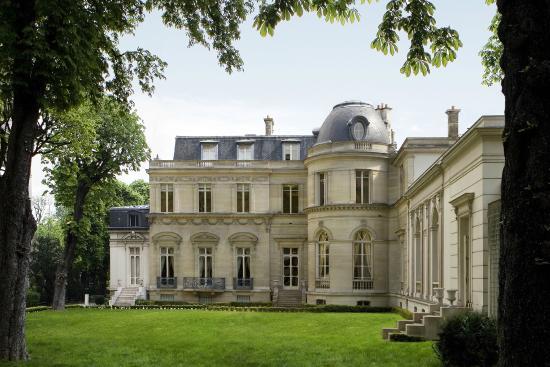 Museo Marmottan Monet: Coté Jardin