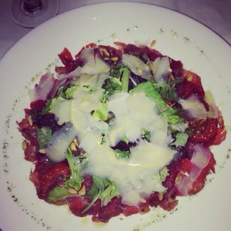 Royal Restaurant: Carpaccio