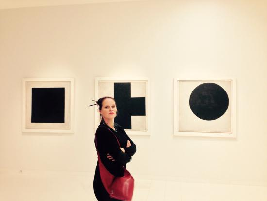 Drents Museum: Bij Malevich