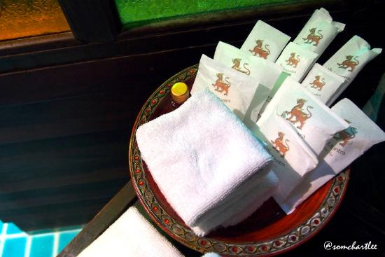 Singha Montra Lanna Boutique Style: Amenities