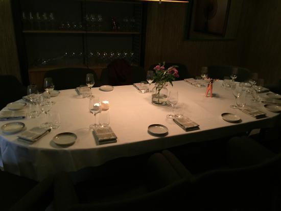 Colonialen : Bordet vårt