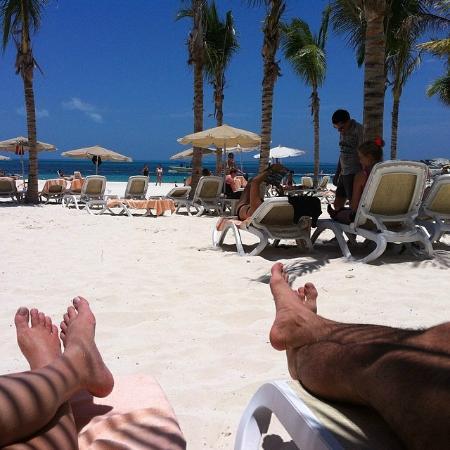 Hotel Bambu Suites: Fotos da praia