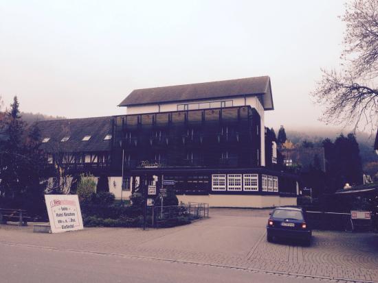 Silence Hotel Hirschen: Hotel