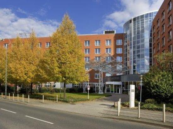 Arcadia Grand Hotel Dortmund: entree