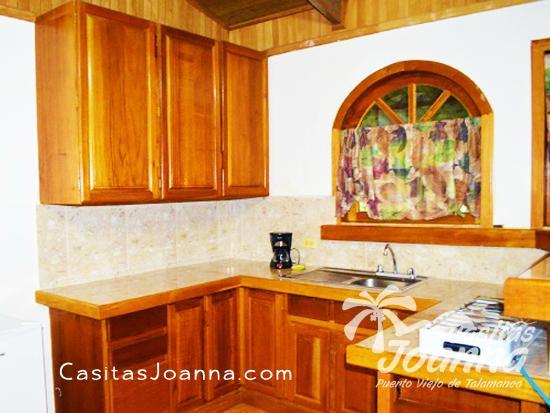 Casitas Joanna: Kitchen