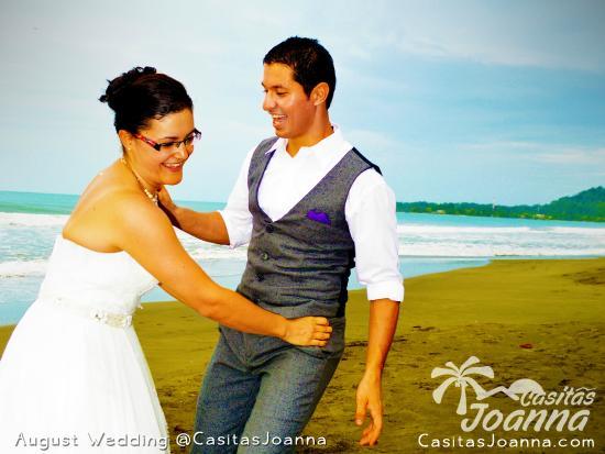 Casitas Joanna: Small Destination Weddings (up to 25 people)