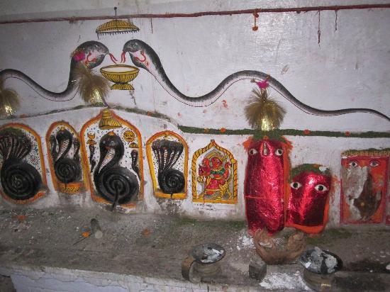 Devra Udaipur : Shrine at Devra