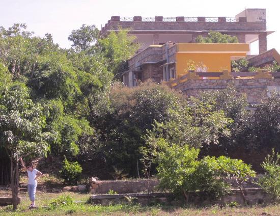 Devra Udaipur : The buildings