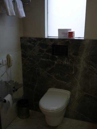 Treebo Amber : Bathroom