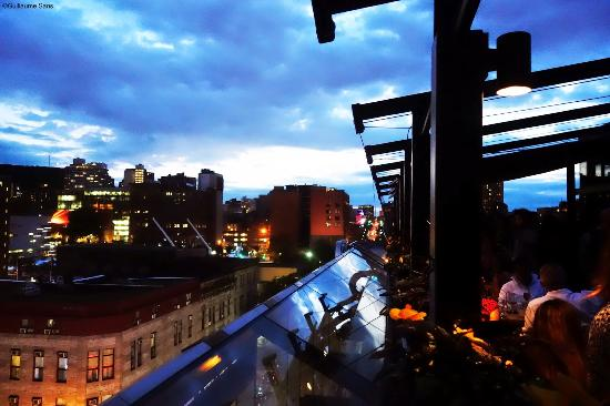 Pandore Restaurant Montreal