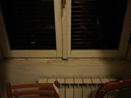 Altavilla: la finestra