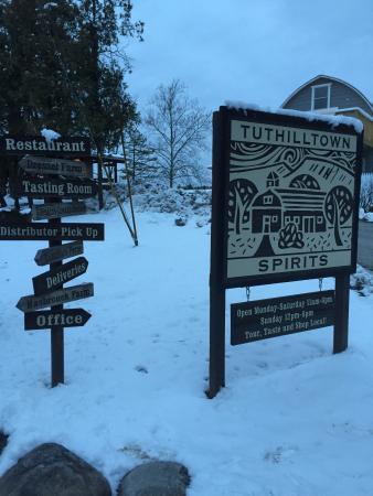 Tuthilltown Spirits: Worth a trip