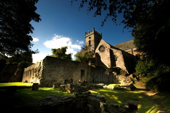 Culross Abbey