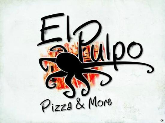 El Pulpo Pizzeria : El pulpo renovado con nuestro logo nuevo