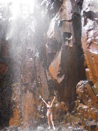 Recanto das Cachoeiras : Cachoeira Roseira