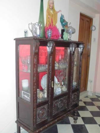 Casa Ana Garcia (Anairis): 150 yıllık eski dolap