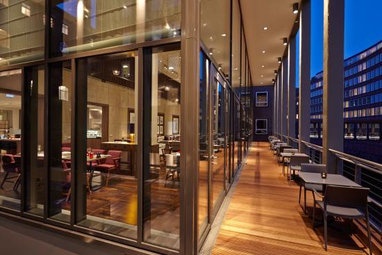 AMERON Hotel Speicherstadt Hamburg cantinetta ristorante - Bild von ...