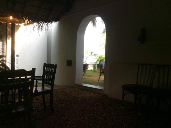 Fort House: View from the Restaurant