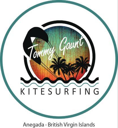 Tommy Gaunt Kitesurfing